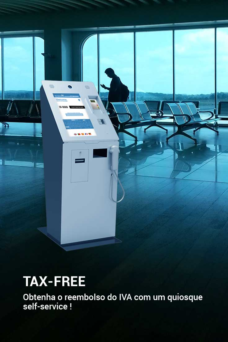TAX FREE: Self-service kiosks for VAT refund