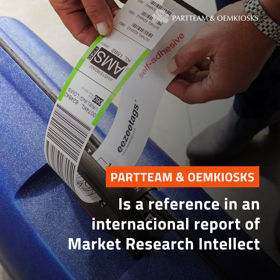 PARTTEAM & OEMKIOSKS is a reference in an international report