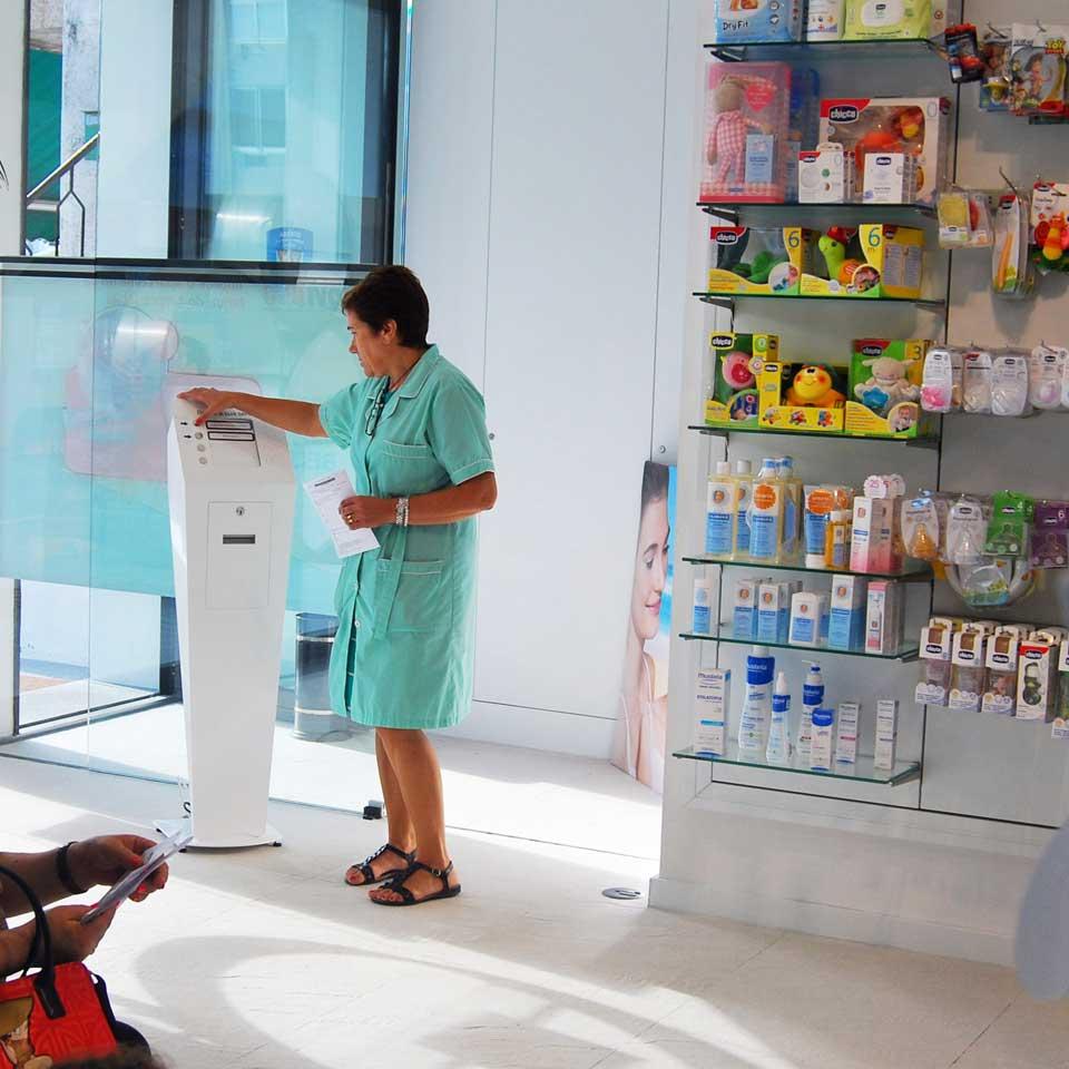 Queue Management for Penafiel Pharmacy