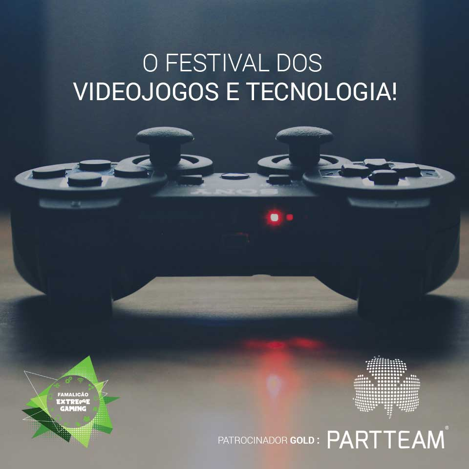 PARTTEAM & OEMKIOSKS supports the Famalicão Extreme Gaming 2017 festival