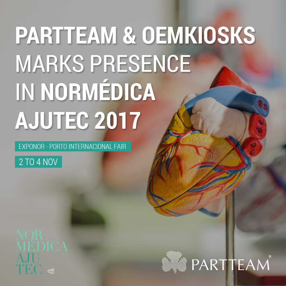 Normédica 2017: PARTTEAM & OEMKIOSKS marks Presence at Exponor