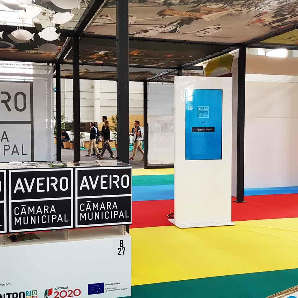 PARTTEAM & OEMKIOSKS MARKS PRESENCE IN TECHDAYS AVEIRO 2017