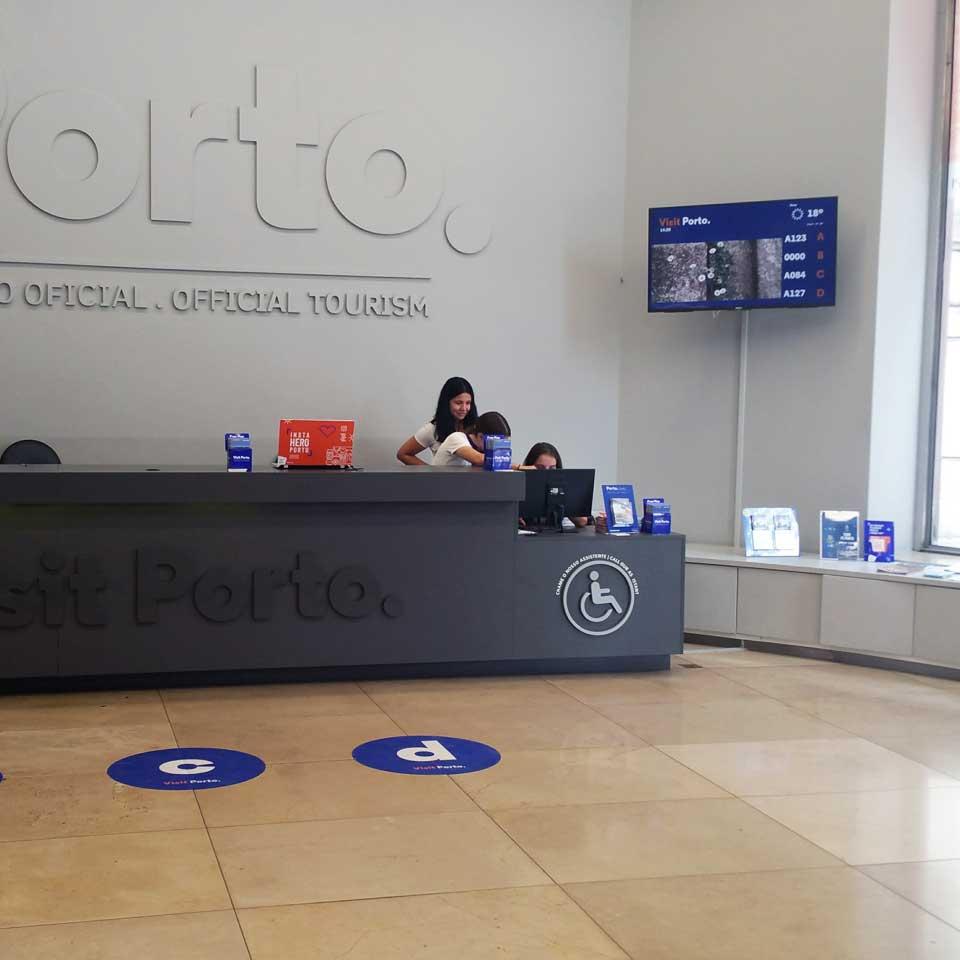 Service Management for Porto Tourism Office