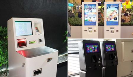 Self-service kiosk for Supermarkets - SelfCashy | PARTTEAM