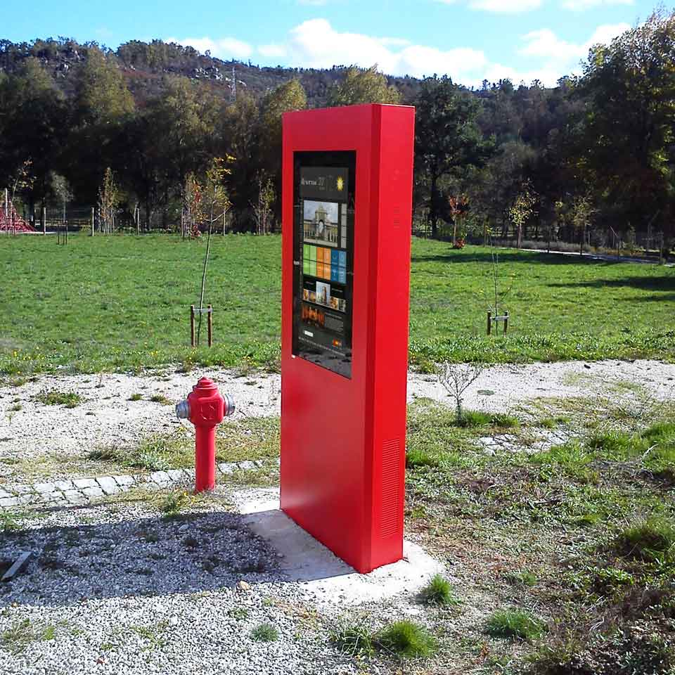 Urban Mobility: Digital directory for Boticas Parque