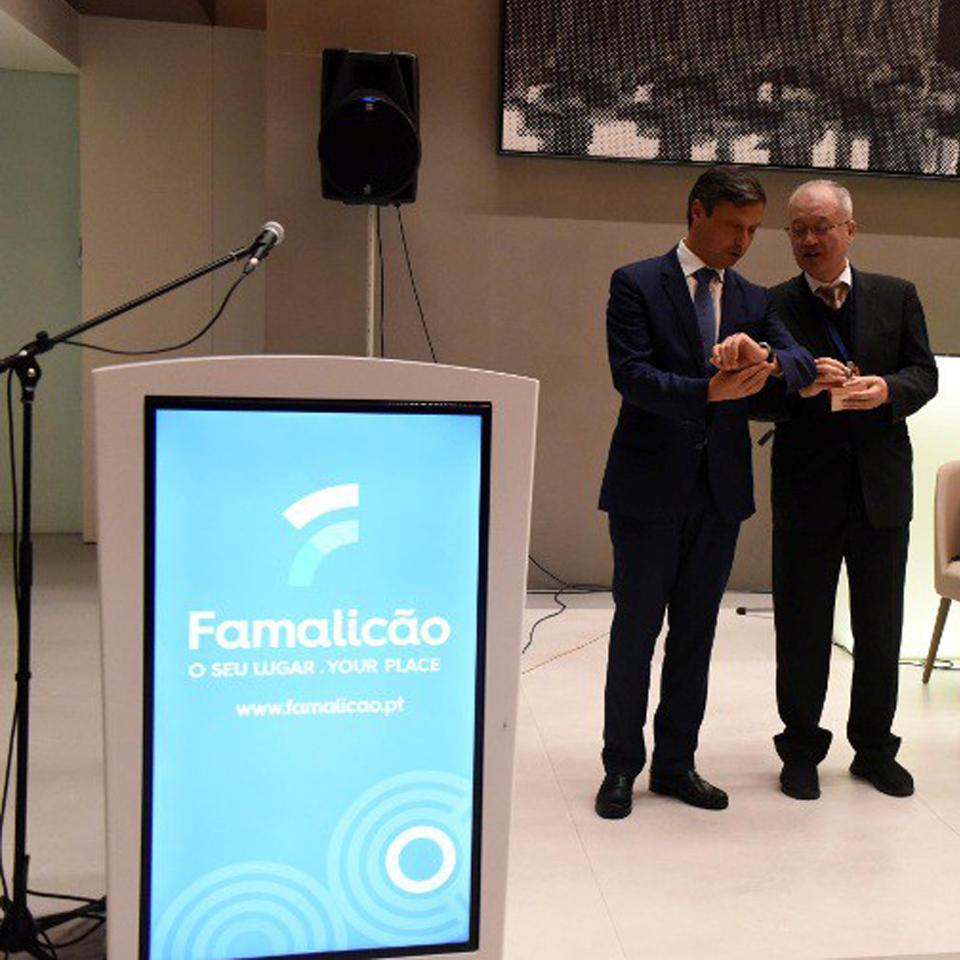 Digital Pulpit present at the World Textile Congress - ITMF 2019