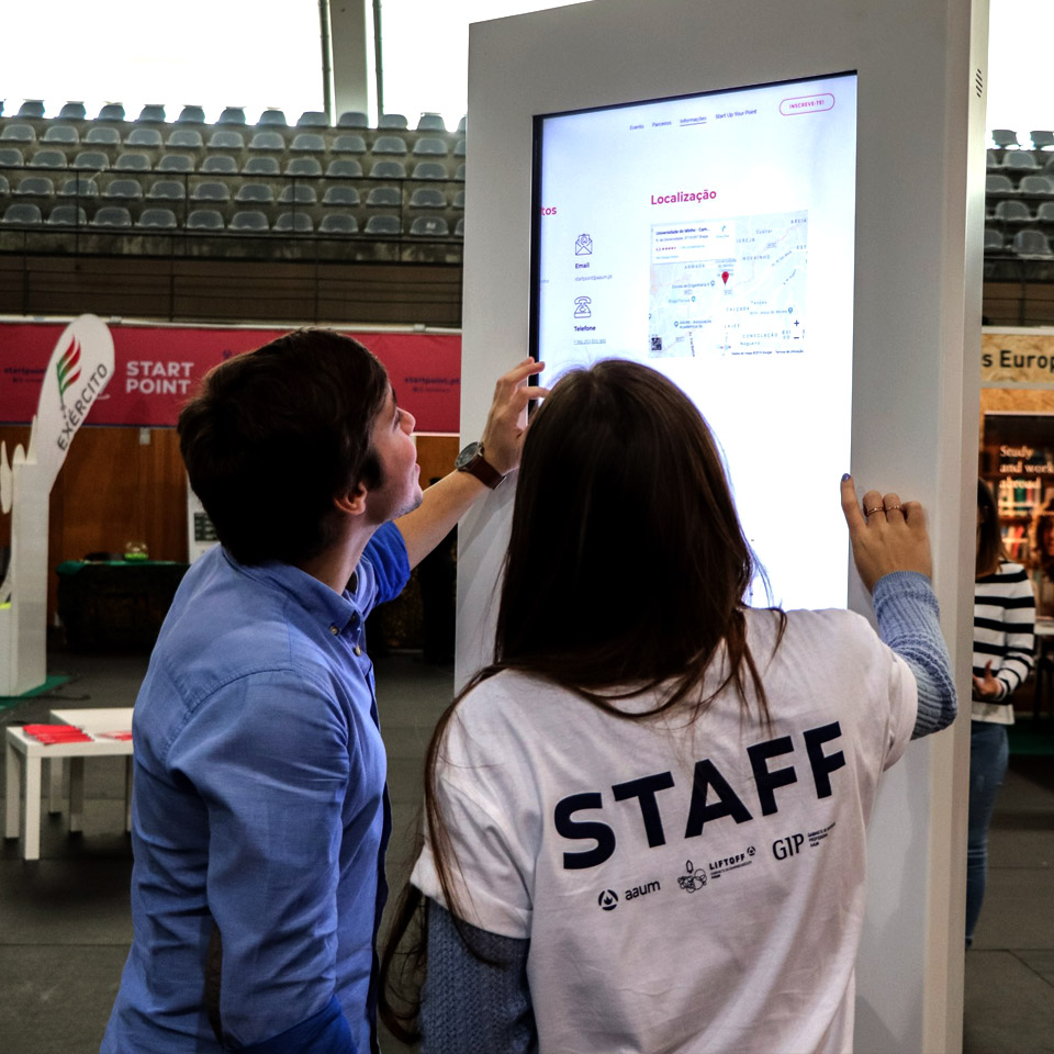 PARTTEAM & OEMKIOSKS present at the 11th edition of START POINT