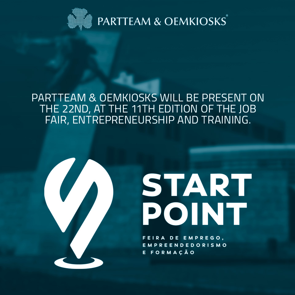 PARTTEAM & OEMKIOSKS will be present at the 11th edition of START POINT