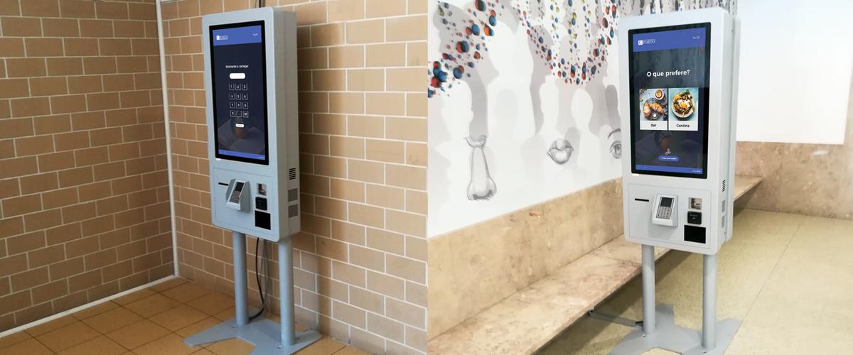 University of Porto: Self-service Kiosks