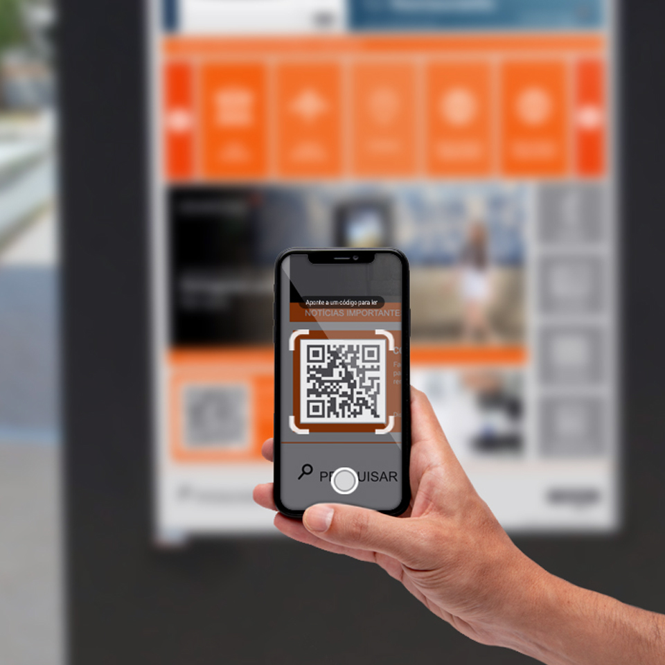 YPortal promotes contactless interaction