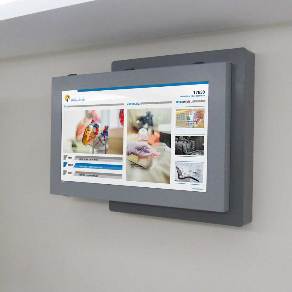 Digital Signage Systems Improve Health Services