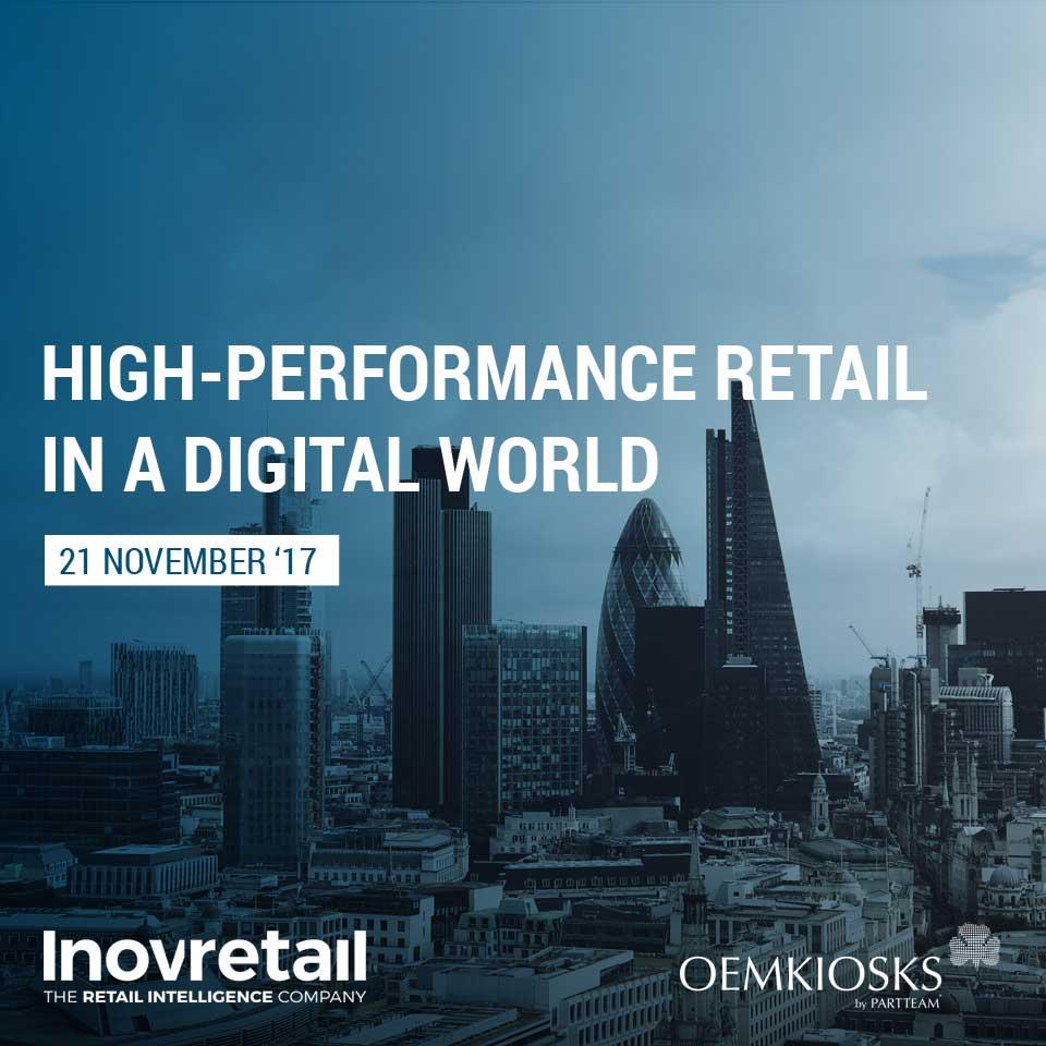 PARTTEAM + INOVRETAIL: High-Performance Retail in a Digital World