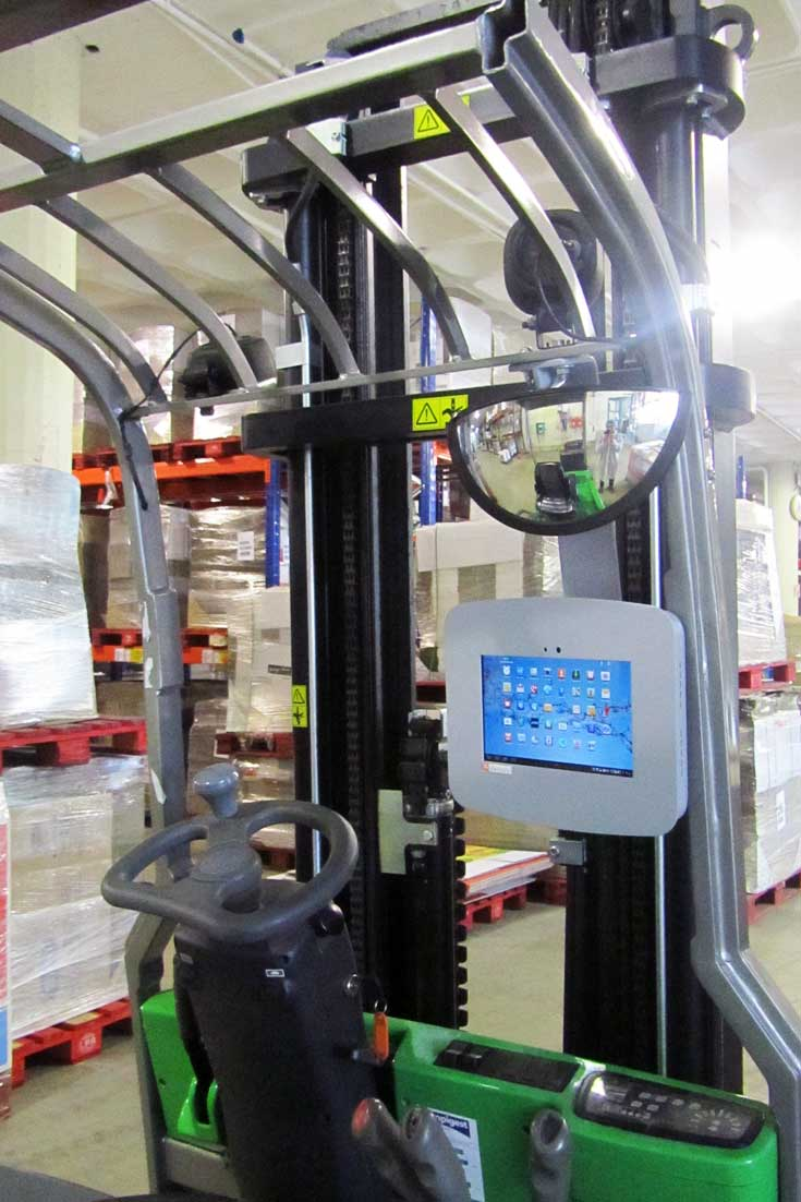 Warehouse Management and Technology: Cerealis