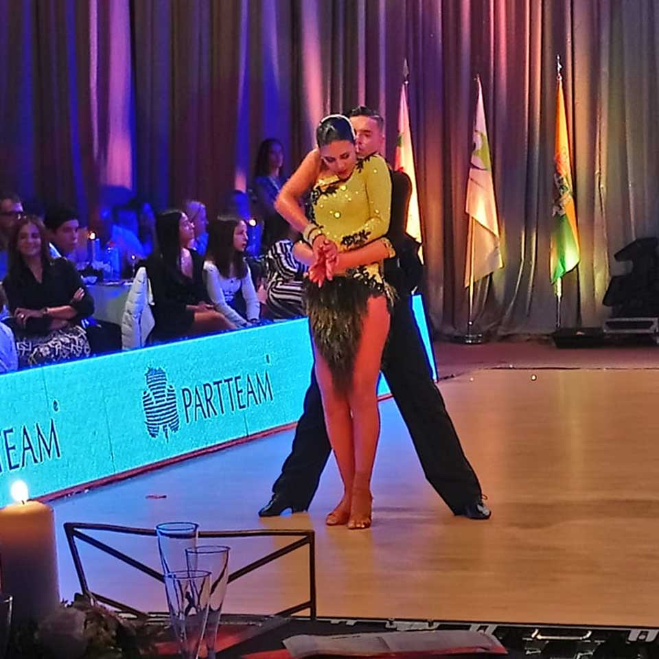 PARTTEAM & OEMKIOSKS was official sponsor of the Famalicão Dança 2018 event
