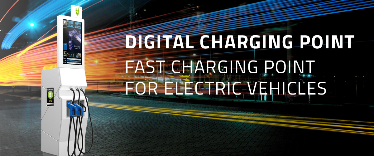 Electric vehicles charging solutions are the future of mobility