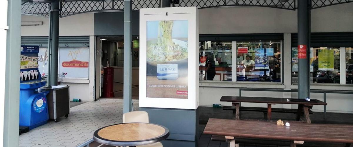 PARTTEAM & OEMKIOSKS digital billboards take digital signage beyond borders
