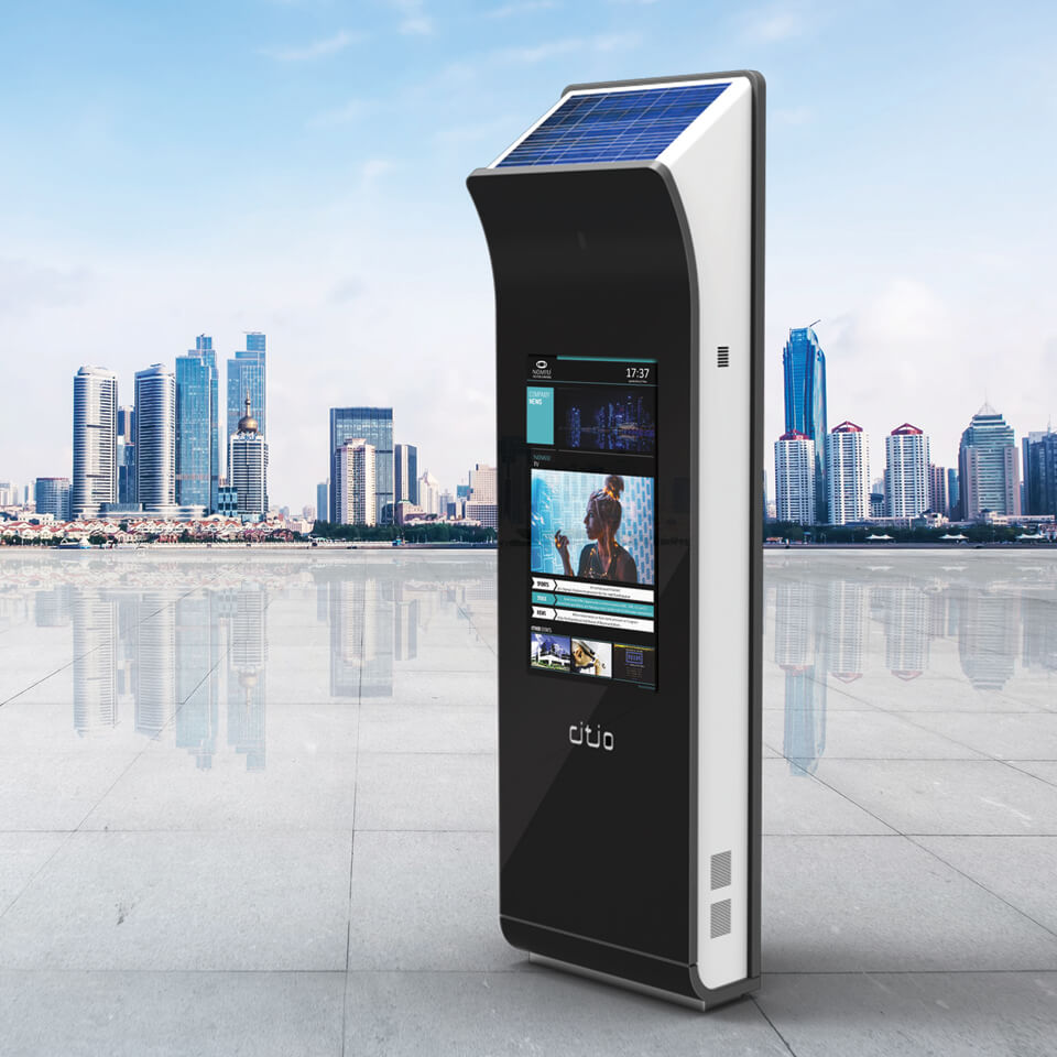 PARTTEAM & OEMKIOSKS is a finalist for the Digital Signage Awards 2021