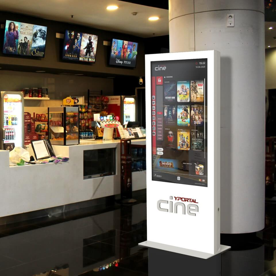 YPortal Cine combines technology and culture