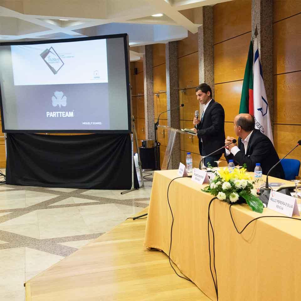 42nd Colóquio da Qualidade: Miguel Soares Guest Speaker