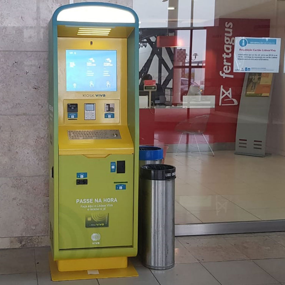 Instant issuing of passes with kiosk exdali from PARTTEAM & OEMKIOSKS