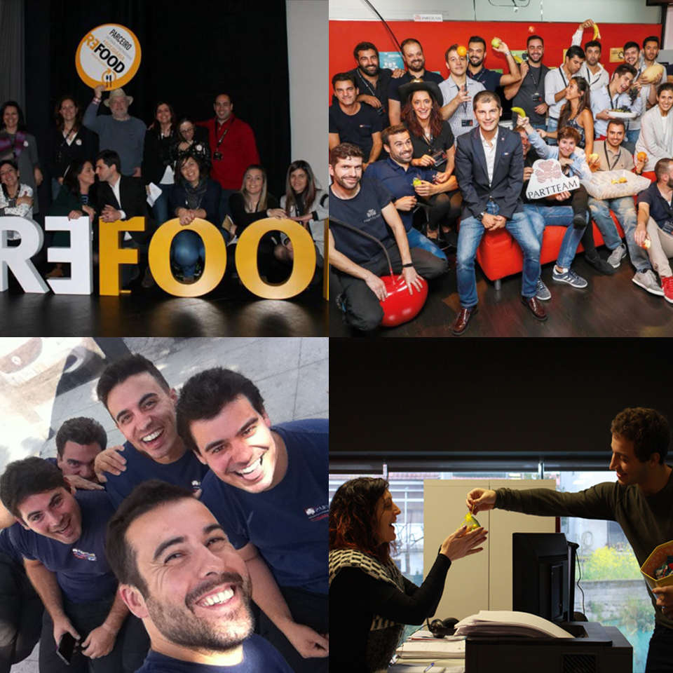 PARTTEAM and Refood VN Famalicão offer 200 meals to families in need