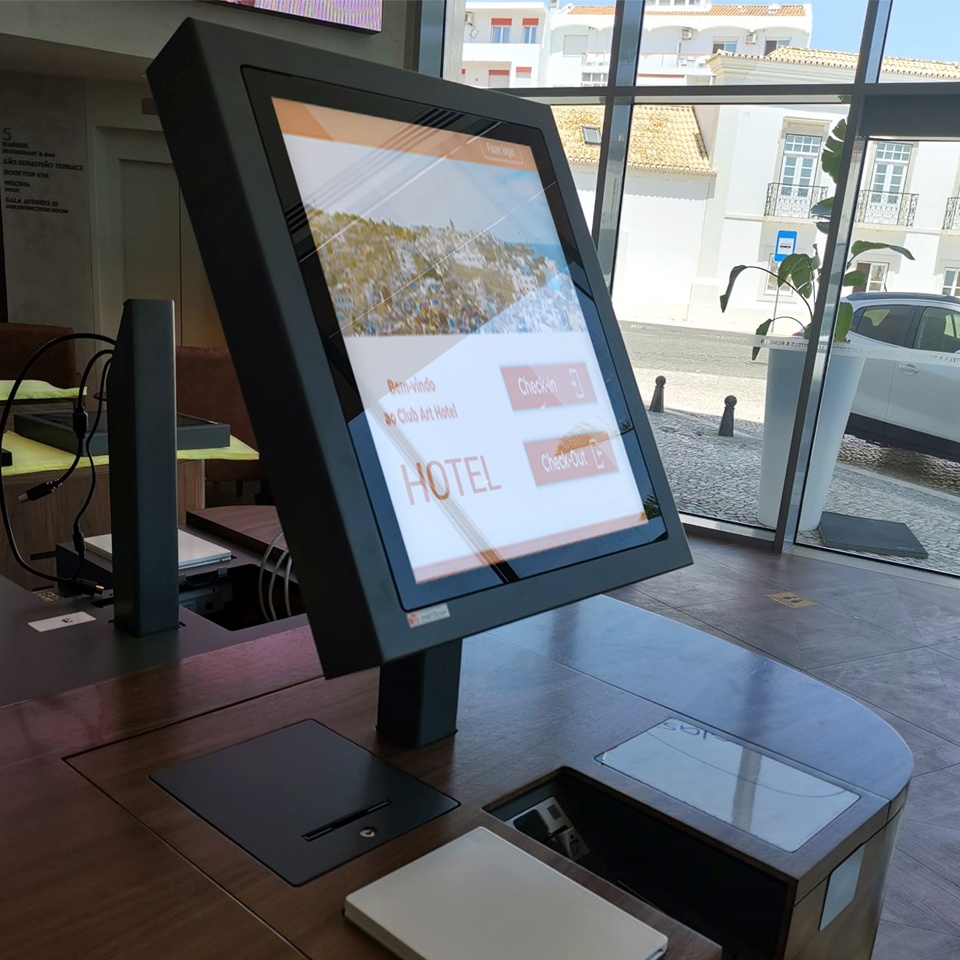 PARTTEAM & OEMKIOSKS at the vanguard of contactless payments technology