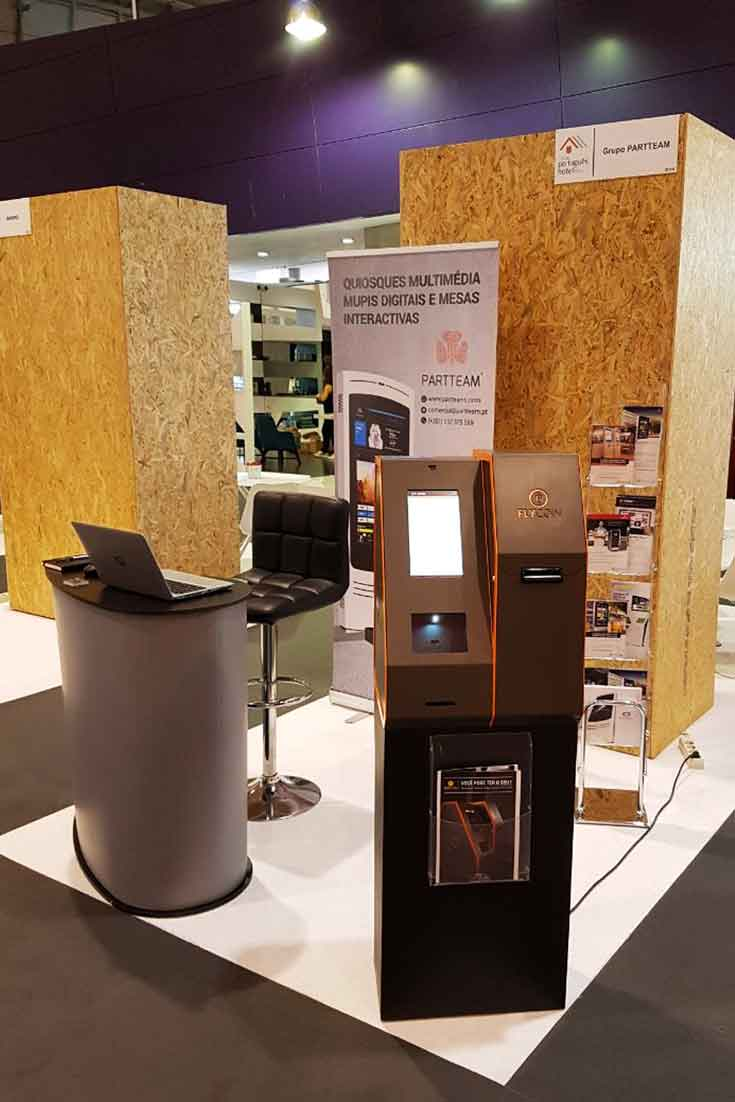 PARTTEAM & OEMKIOSKS marks presence in Alimentaria & Horexpo 2017 by PARTTEAM