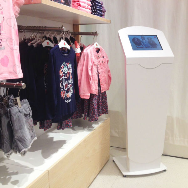 MULTITOUCH INNOVATION - BOBOLI PROJECT by OEMKIOSKS