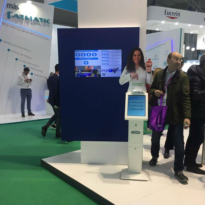 INFARMA BARCELONA 2017 - ONE OF THE LARGEST PHARMACY FAIRS IN EUROPE by PARTTEAM
