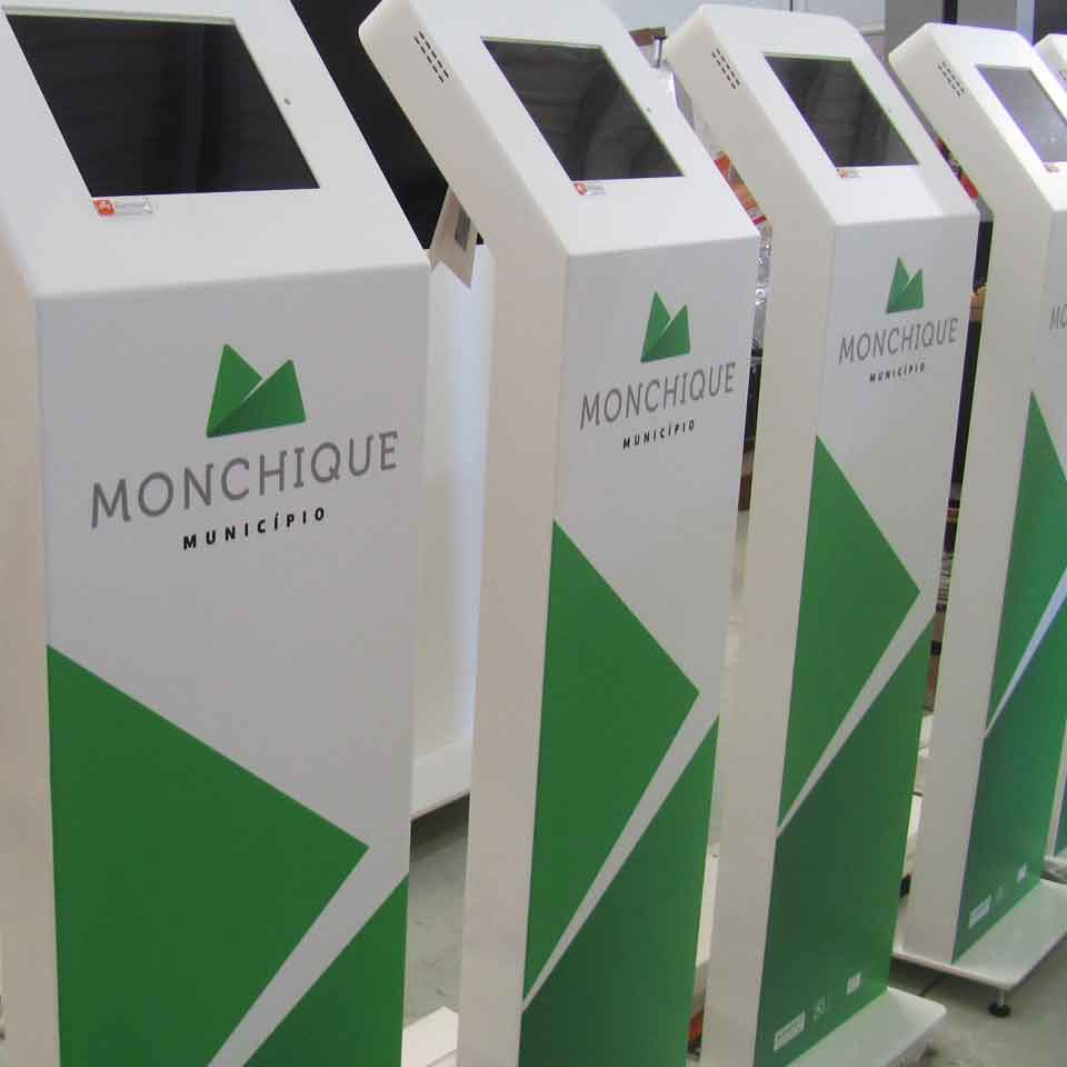 Technology at the service of Citizenship in the Municipality of Monchique by PARTTEAM