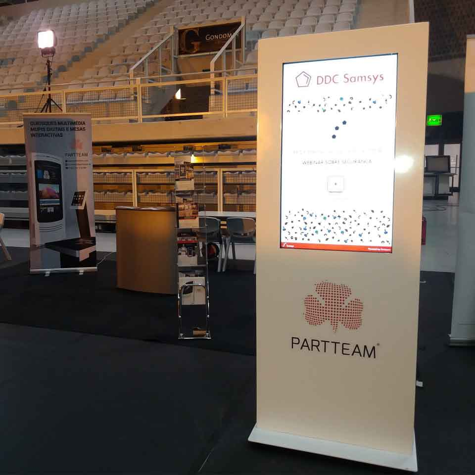 PARTTEAM & OEMKIOSKS supports the Samsys 2017 Customer Day by PARTTEAM