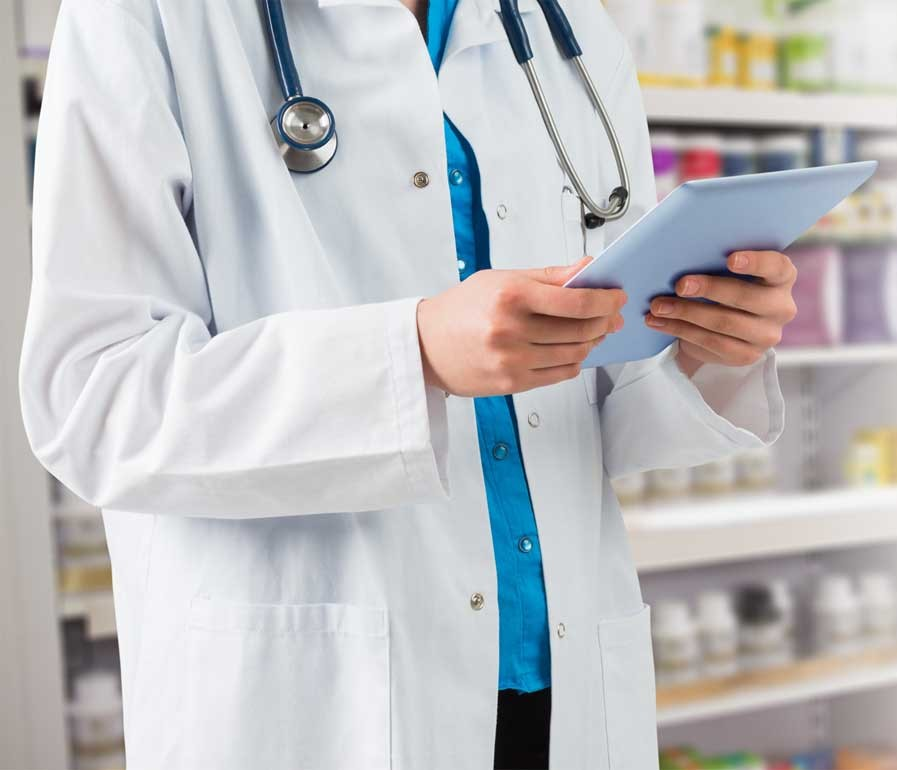 Interactive Solutions for Pharmacies - Self-Service
