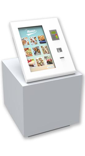SELLYU QSR B2 - Kiosks for Quick Service Restaurants (QSR) by PARTTEAM & OEMKIOSKS