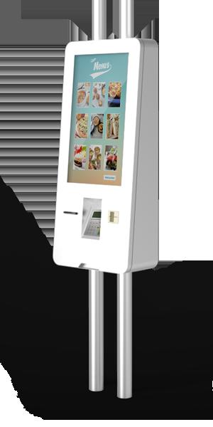EXOZ QSR SU2 - Kiosks for Restaurants