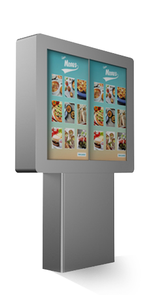 REALITY - Kiosks for Restaurants