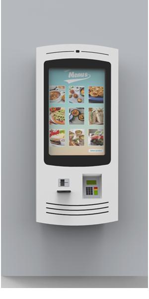 NOMYU QSR W1 - Kiosks for Restaurants