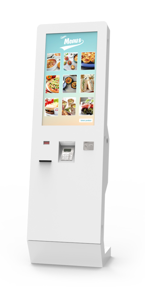 XEKOUT QSR ST2 - Kiosks for Restaurants