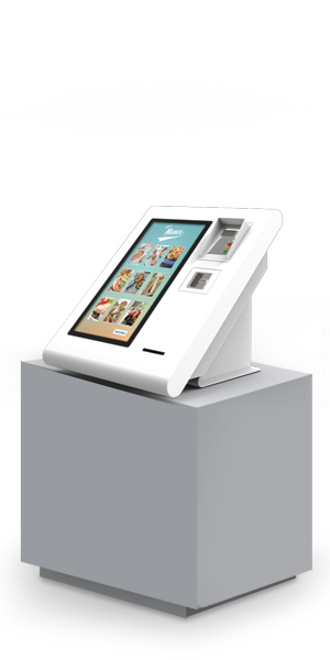 SELLYU QSR B2 - Kiosks for Restaurants