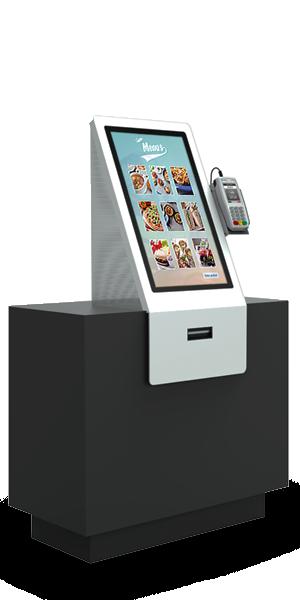 SELLYU QSR B3 - Kiosks for Restaurants