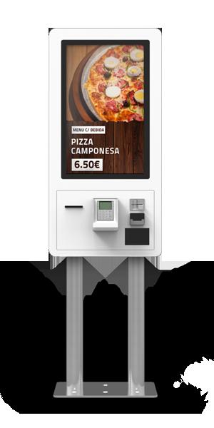 MEDIA QSR SU3 - Kiosks for Restaurants