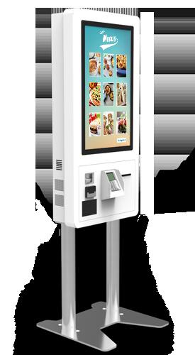 MEDIA QSR SU3 - Kiosks for Quick Service Restaurants (QSR) by PARTTEAM & OEMKIOSKS