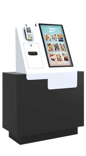 SELLYU QSR B3 - Kiosks for Quick Service Restaurants (QSR) by PARTTEAM & OEMKIOSKS