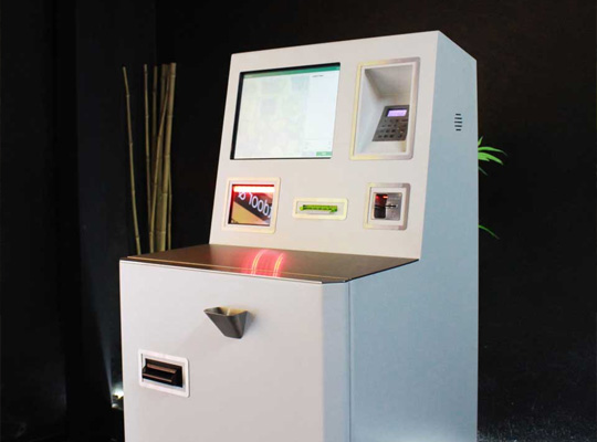 Self-Service Kiosks (SSK)