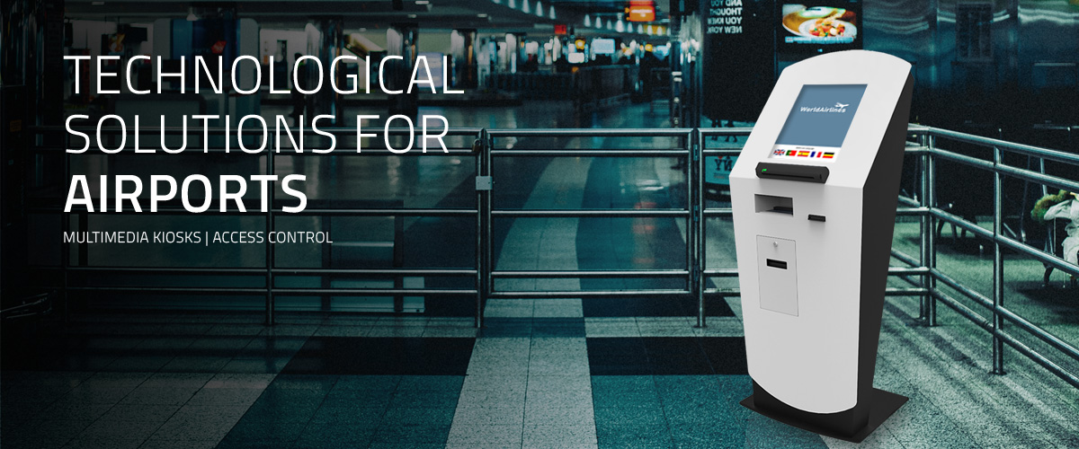 Technological solutions for Airports