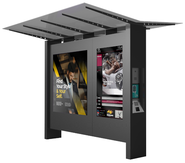 The Importance of Smart Bus Shelters for Smart Cities