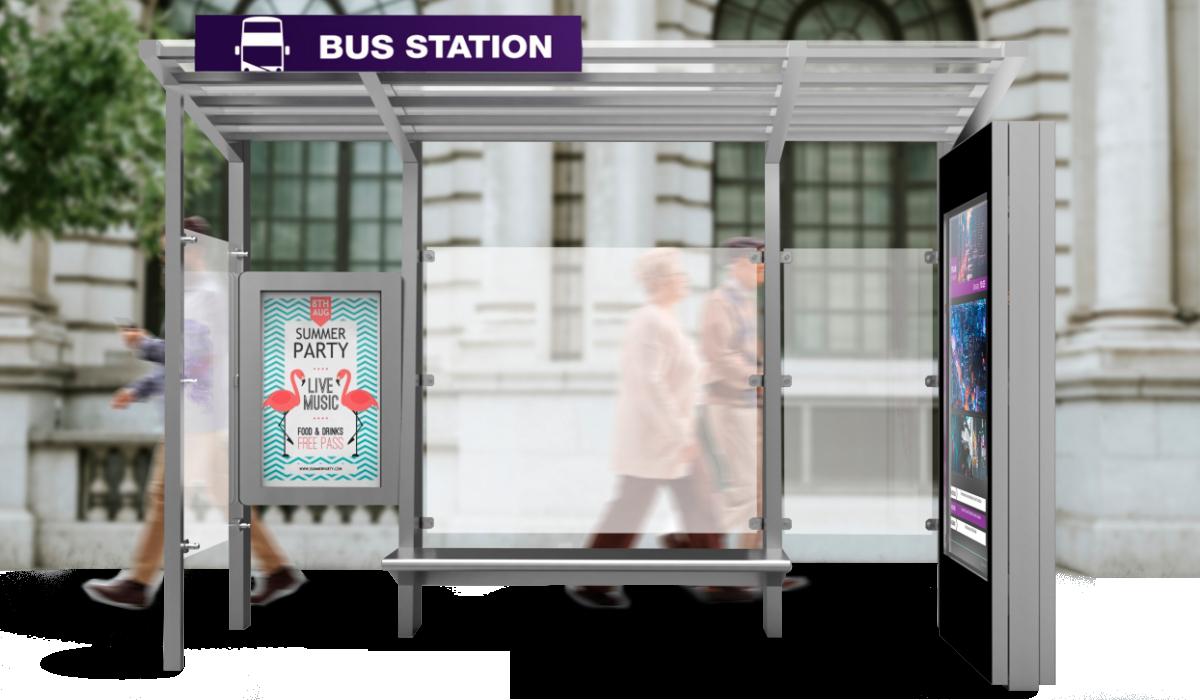 Smart Bus Shelter