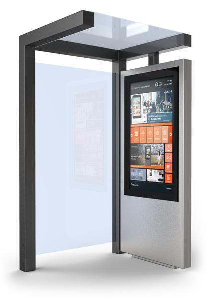 Smart Bus Stop for Smart Cities