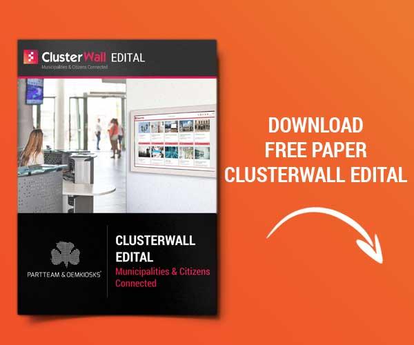 ClusterWall Edital