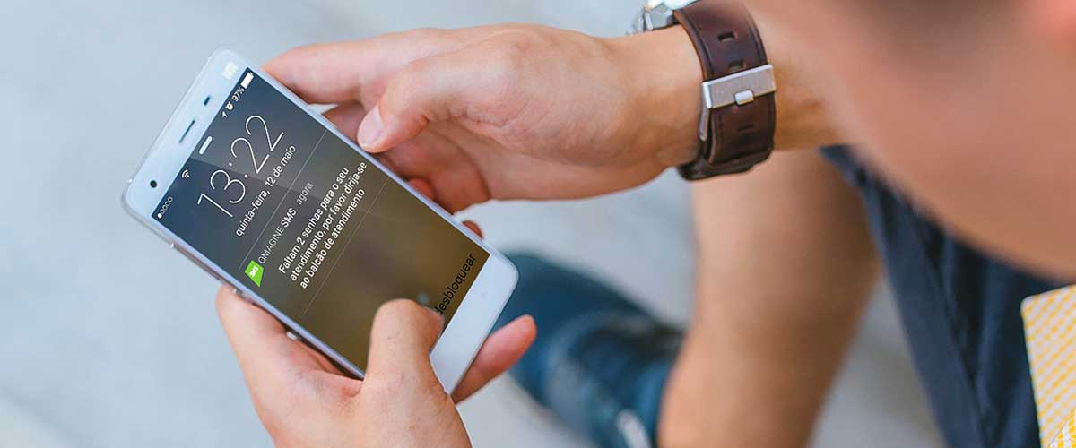 QMAGINE SMS - Queue Management