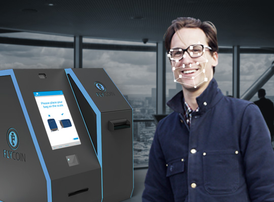 Access control - Real Catcher by PARTTEAM & OEMKIOSKS